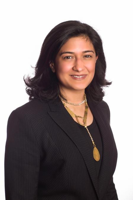 Najla Al Midfa promoted to CEO of Sheraa