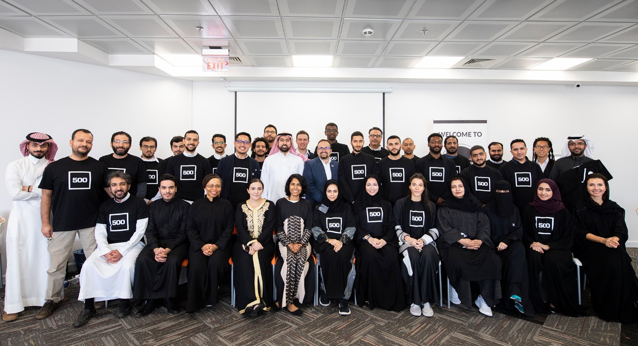 Meet the Misk 500 Mena Accelerator's first 19 companies
