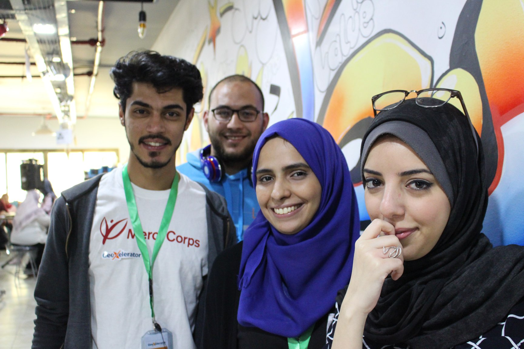 Meet The Gaza Startup Competing Globally Despite The Siege