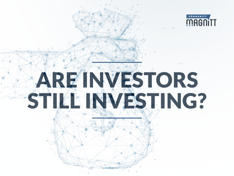 Are MENA's investors still actively investing right now?