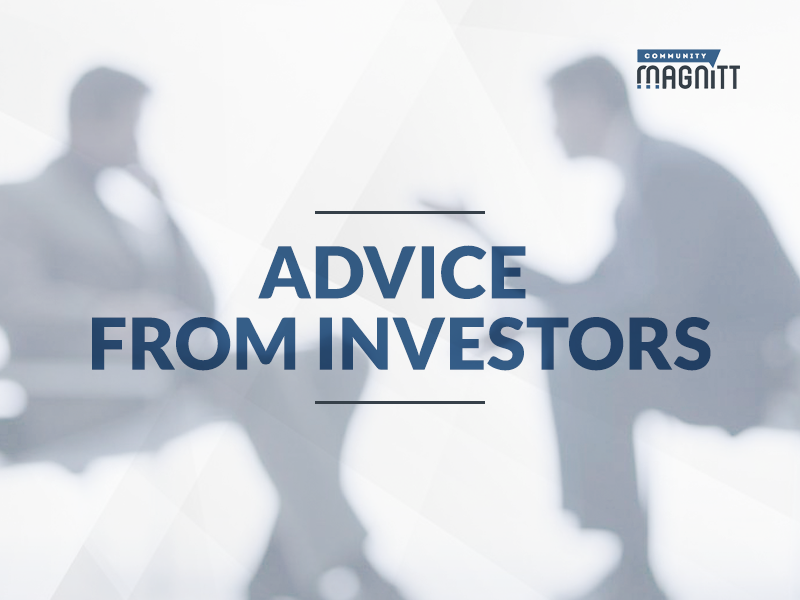 What are investors in MENA advising their portfolio companies right now?