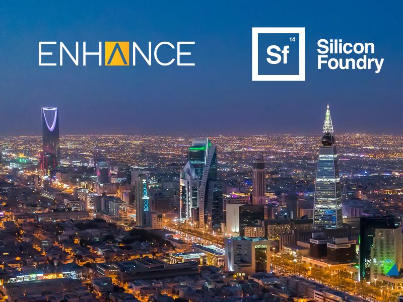 Enhance and Silicon Foundry enter into Strategic Partnership