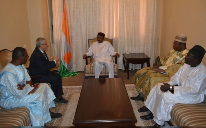 Khalifa Fund to support SMEs in Niger