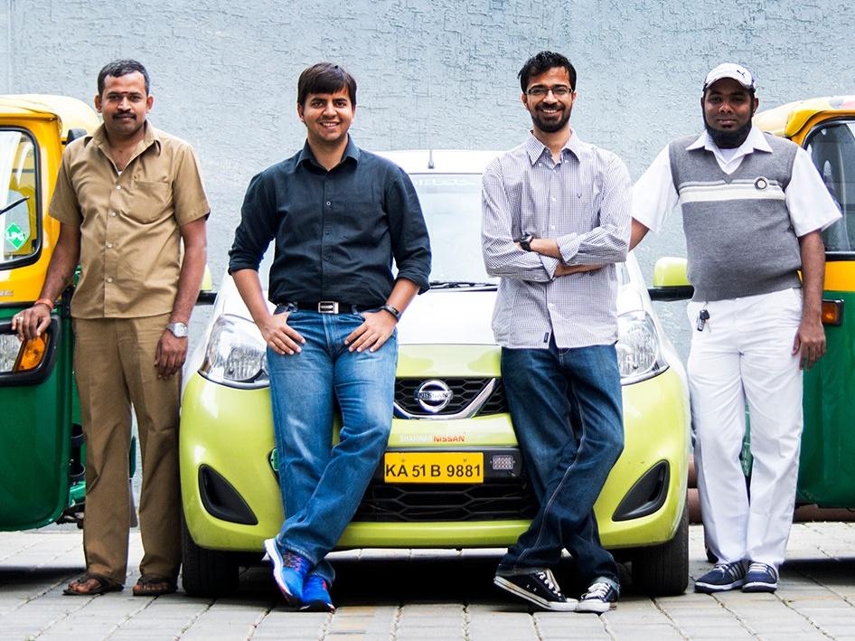 Dubai-based Jabbar Internet Group participates in Indian Cab aggregator Ola's $11M round