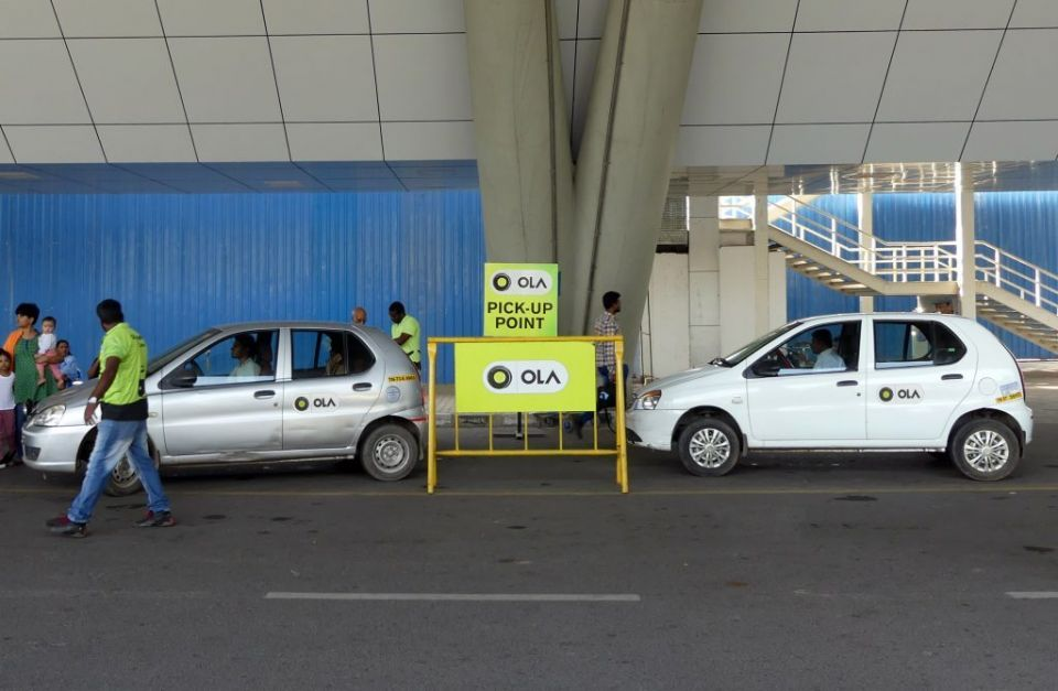 Ola, Uber's rival in India has no plans to enter the Dubai market