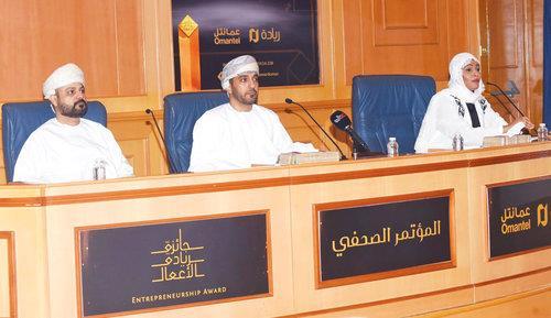Winners of the Oman Entrepreneurship Awards gain RO180,000