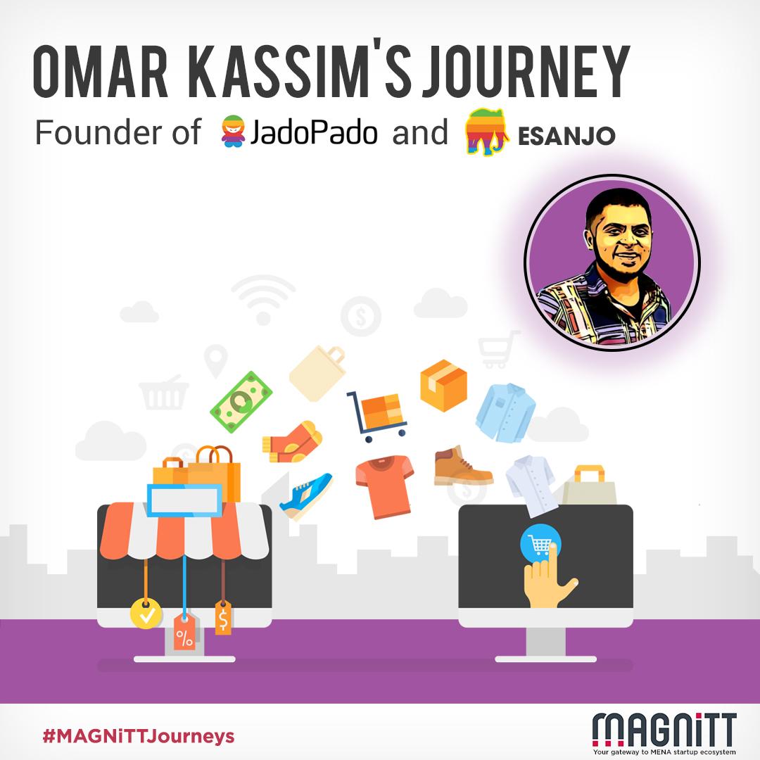 #MAGNiTTJourneys - Omar Kassim