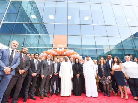 Orange subsidiary opens Middle East innovation hub