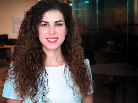 Palestine start-up has high hopes this year