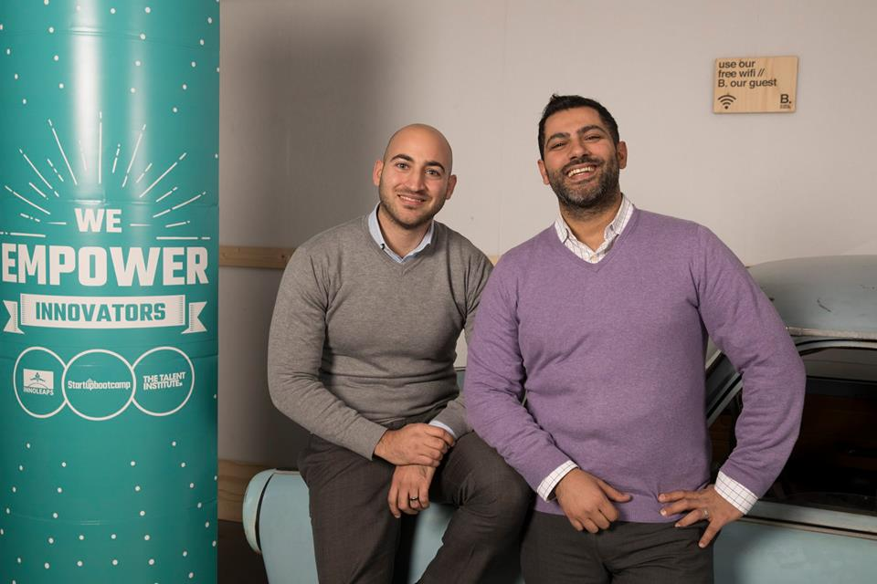 Dubai-based startup launches operations at Startupbootcamp Demo Day in Amsterdam
