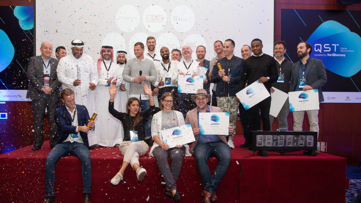 Qatar Sports Tech Accelerator Launches With 10 Startups in Cohort