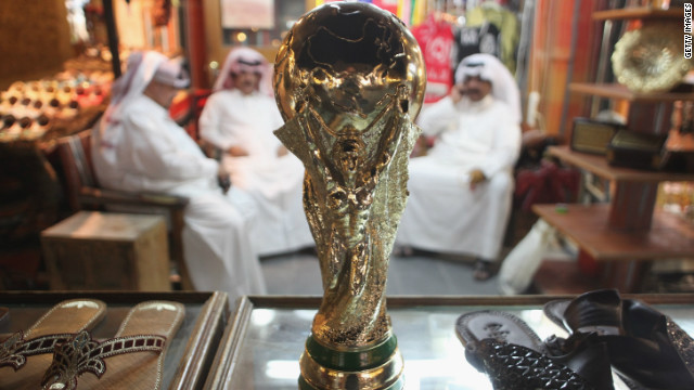 World Cup 2022: Meet the Qataris making the most of soccer's showcase
