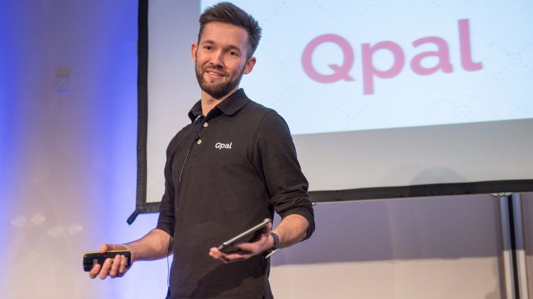 UAE Payment Tech Startup Qpal Is Winner of Visa Everywhere Initiative MENA