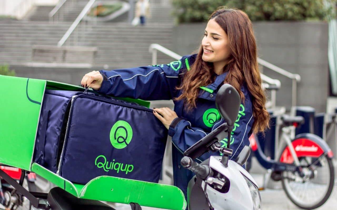 Last-mile courier app Quiqup raises extra £5m on plans for Middle East expansion