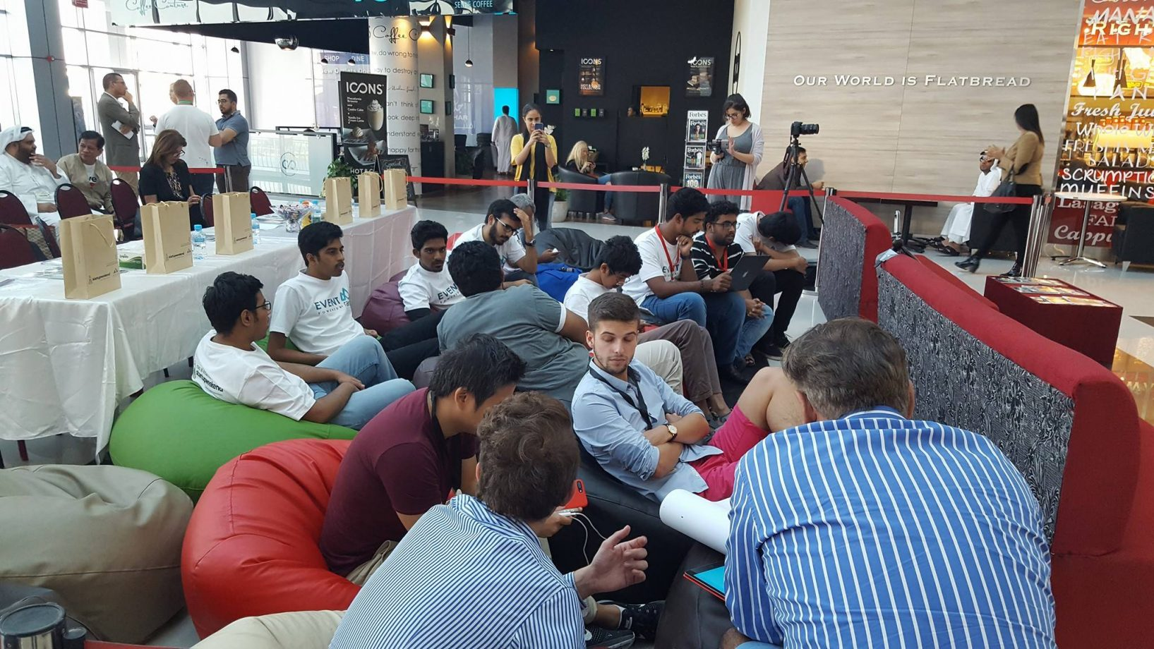Ras Al Khaimah Inaugurates First Startups Incubator During Startup Weekend
