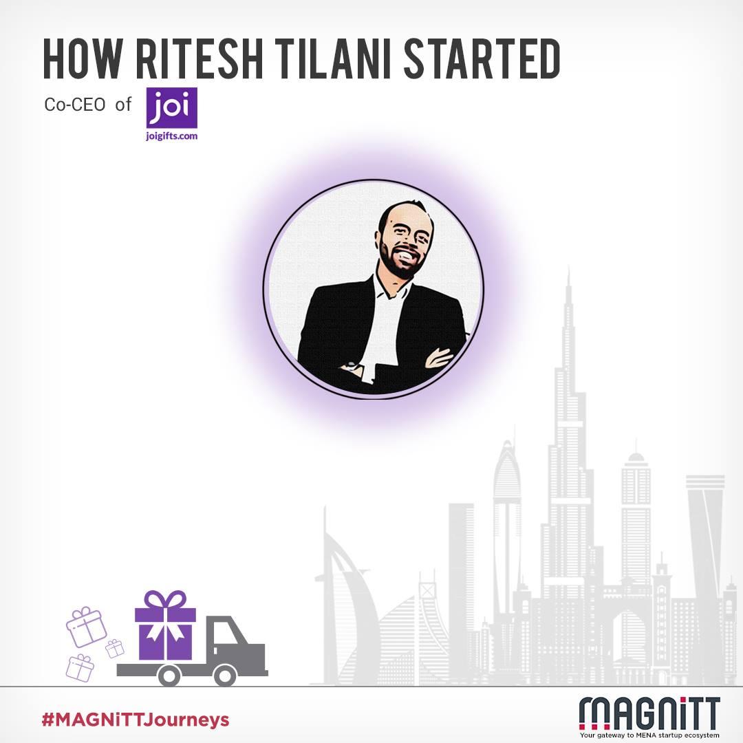 Ritesh Tilani - #MAGNiTTJourneys
