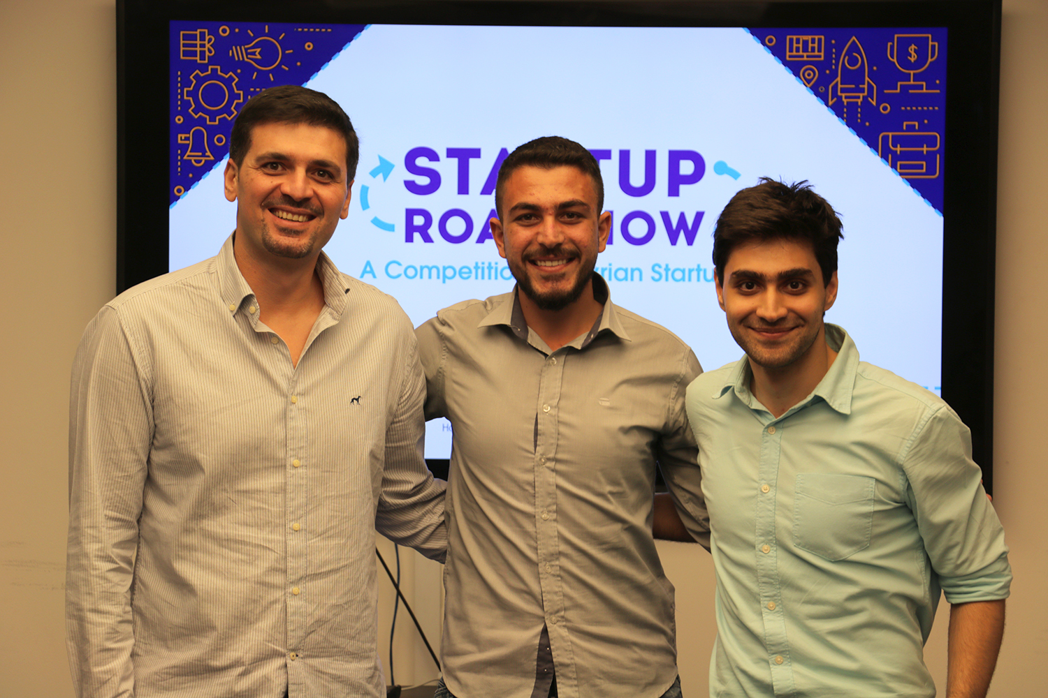 E-Commerce Startup Sharqi Shop and HealthTech Fadfed Championed the Startup Roadshow in Amman