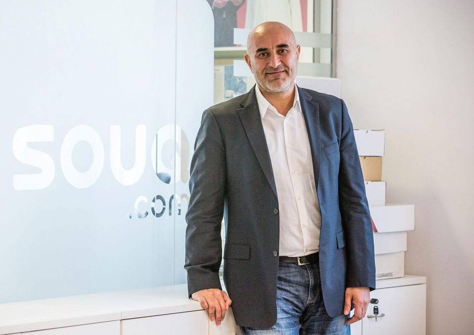 "Souq founder says ""Amazing times"" await MENA startups"