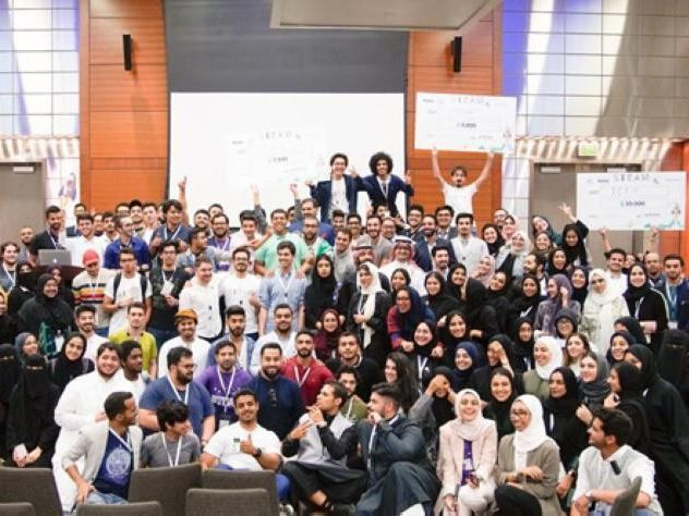 KAUST gathered 300 Saudi entrepreneurs to compete in the STEAM Innovation Challenge, a special program designed to inspire youth in the Kingdom on a national scale by immersing them in an intensive innovation experience