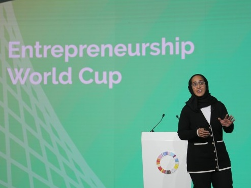 The Saudi National Final of the Entrepreneurship World Cup (EWC) is scheduled to take place on Saturday at the Prince Mohammed Bin Salman College, Jeddah