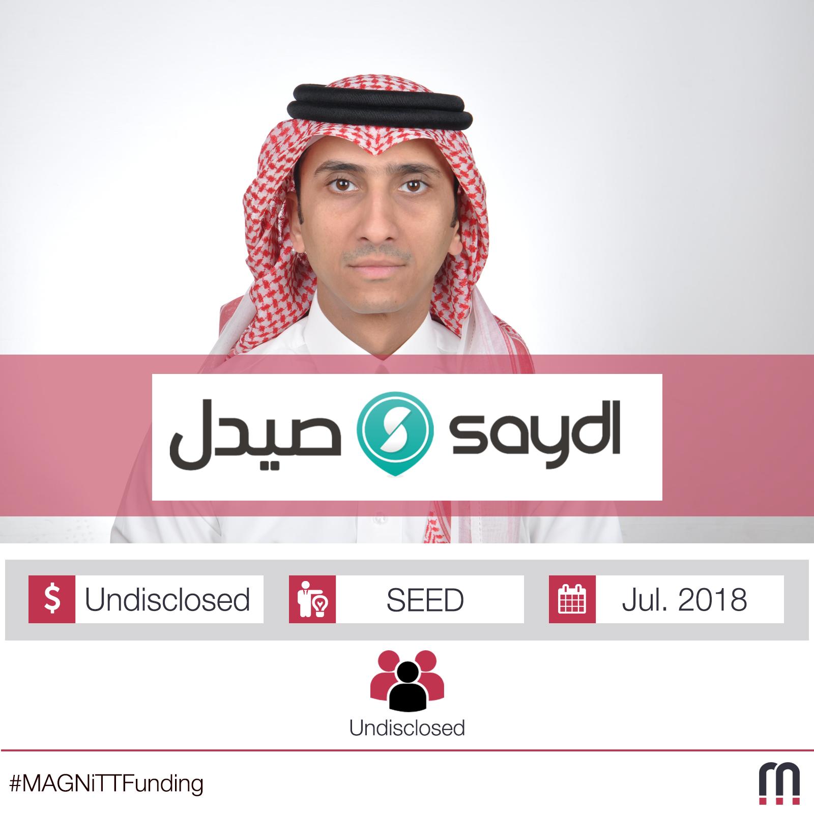 Saudi Arabian-based Saydl Raises SEED Round