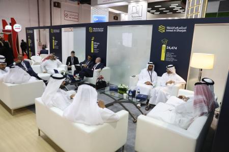 Sharjah showcases its diverse sectors and competitive advantages to foreign investors at AIM 2019