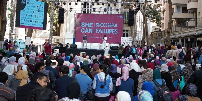 SHE CAN 2019 Turns The Focus On Failures In Entrepreneurship To Empower Egypt's Female Entrepreneurs