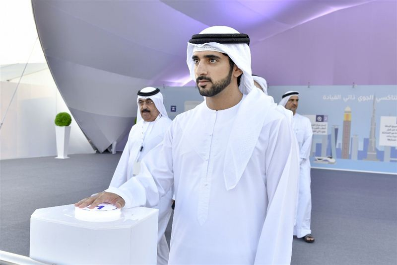 Sheikh Hamdan: Dubai a global destination for technology investments