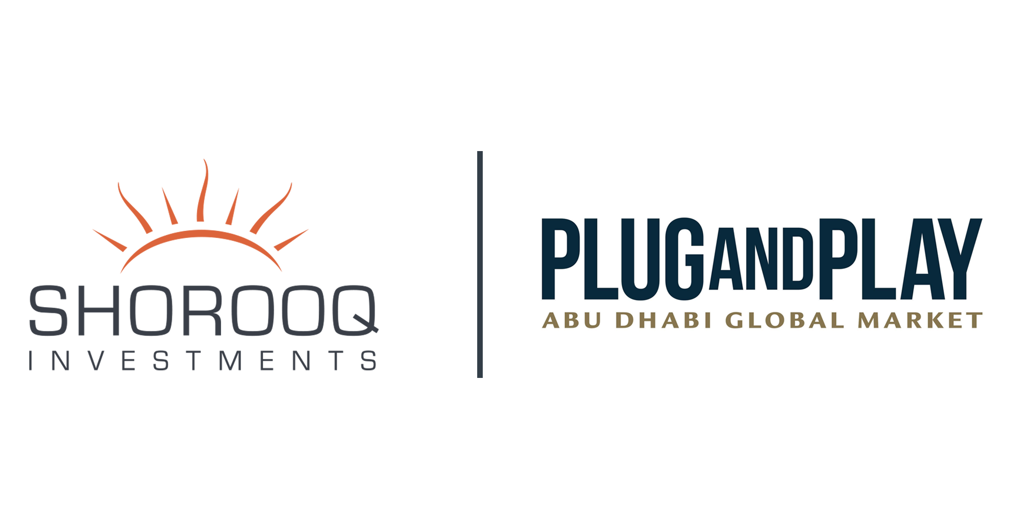 Shorooq Investments and Plug and Play ADGM announce Partnership to accelerate Technological Innovation in Abu Dhabi and the broader MENA region