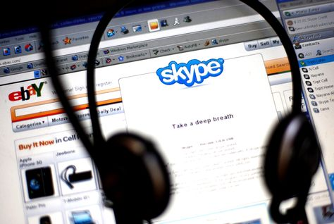 Skype says website, video services 'blocked in the UAE'