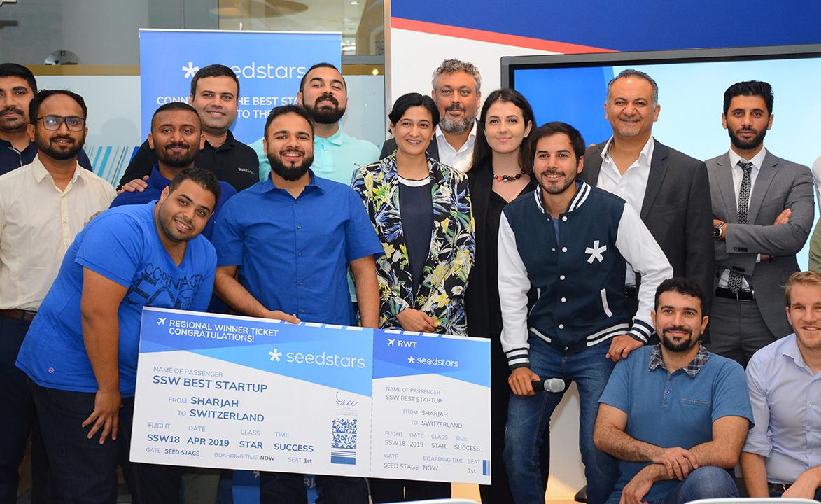 Sharjah's Smart Crowd Wins Best Startup In UAE