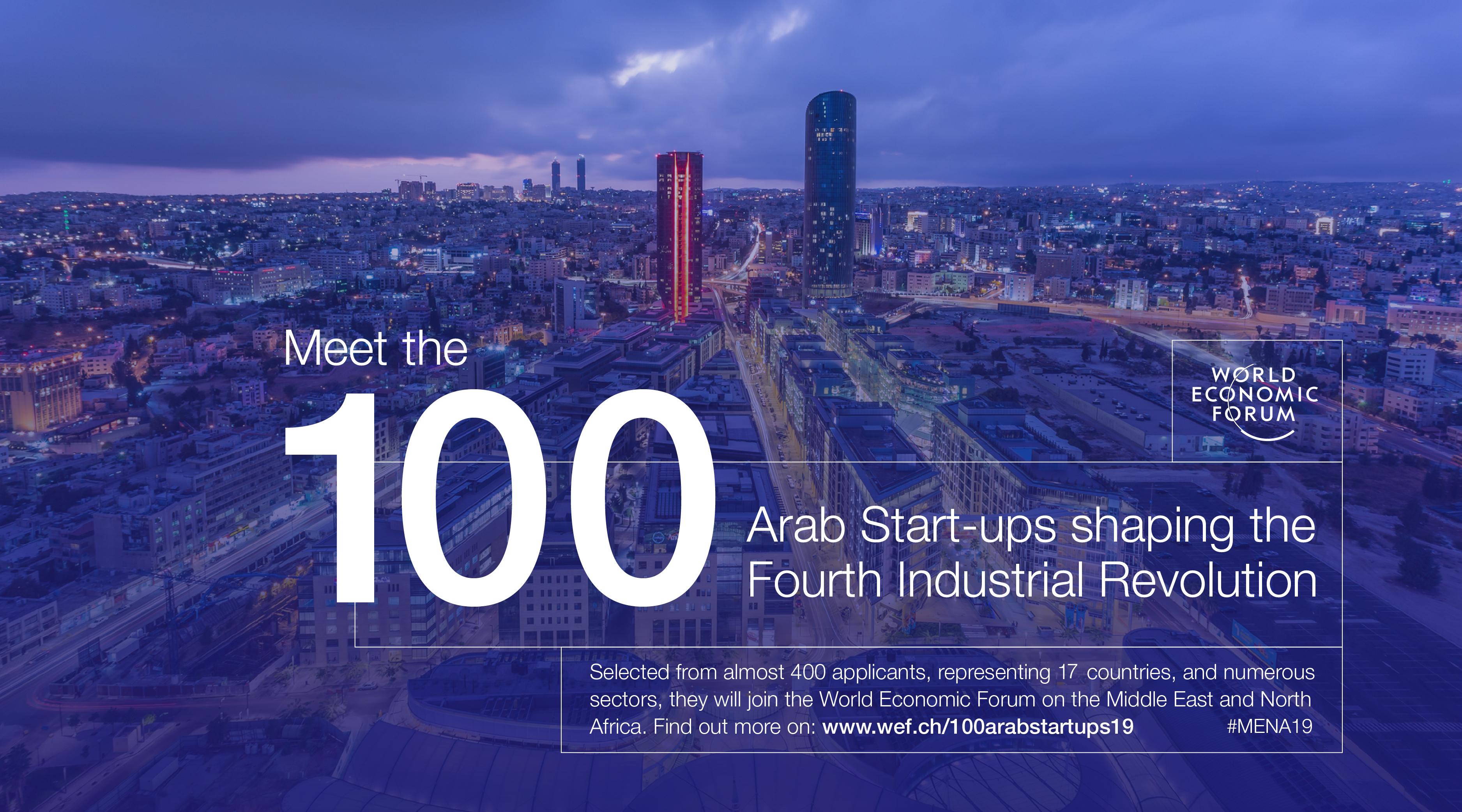 Here Are the 100 Arab Start-ups Shaping the Fourth Industrial Revolution