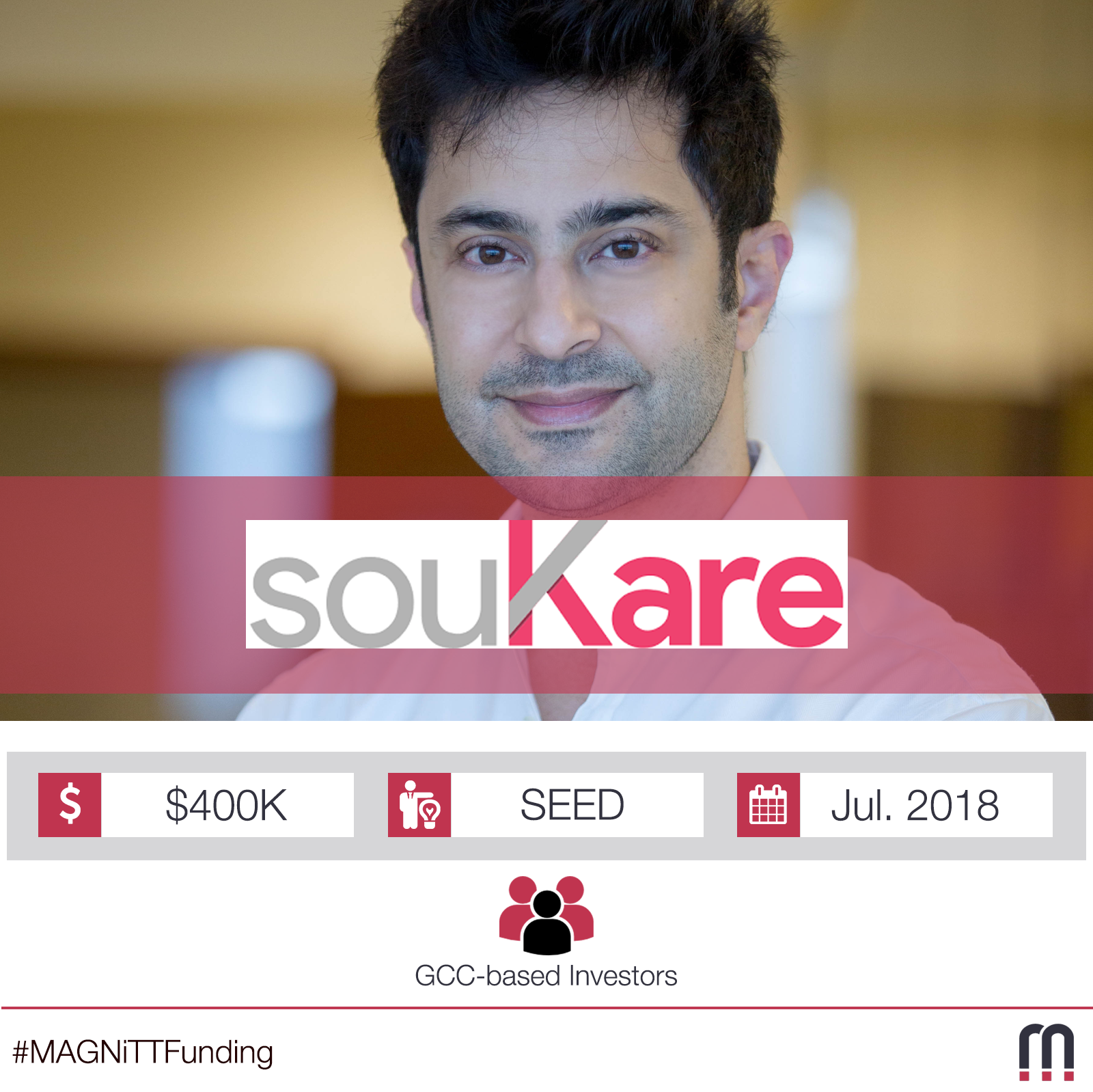 Lifestyle and Healthcare E-Commerce Startup souKare.com raises USD400,000