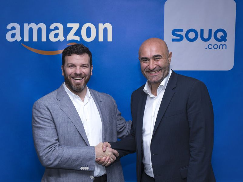 Seattle comes to the Middle East: Souq.com becomes Amazon.ae! The world's largest e-commerce platform is now giving Middle Eastern users access to its gigantic catalogue