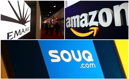 Emaar Malls Bids for Dubai's Souq.com to Challenge Amazon