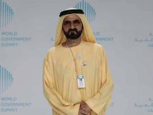Sheikh Mohammed bin Rashid with Good News! 'Golden Card' for Permanent Visa Residents