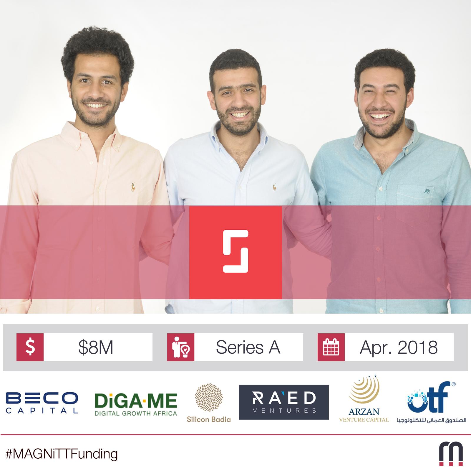 Egypt-Based SWVL Raises $8 Million In Series A Funding