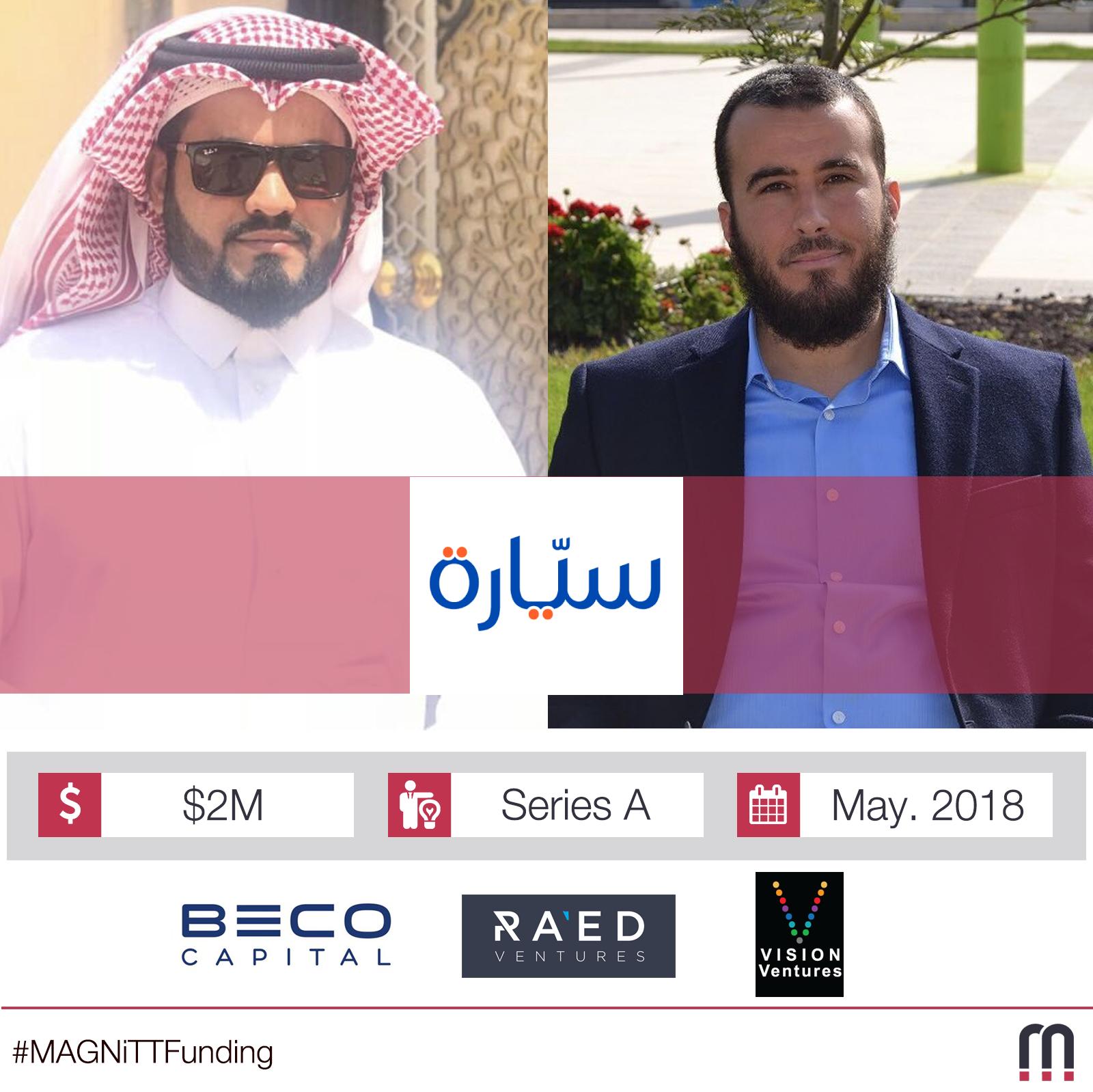 Saudi Arabian Startup Syarah Raises Series A Funding Round