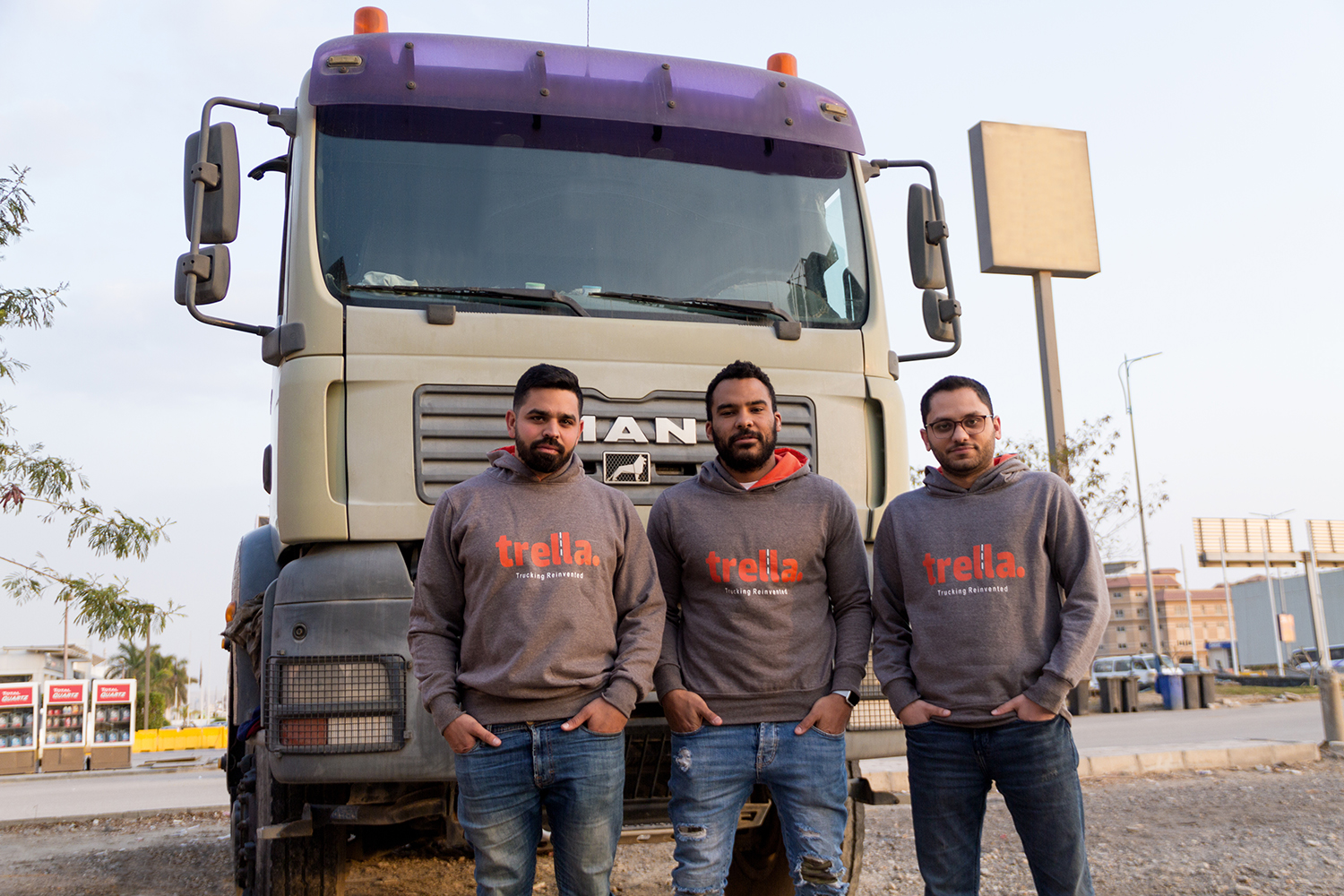 Trella, trucking marketplace, raises $600k+ in pre-seed round led by Algebra Ventures