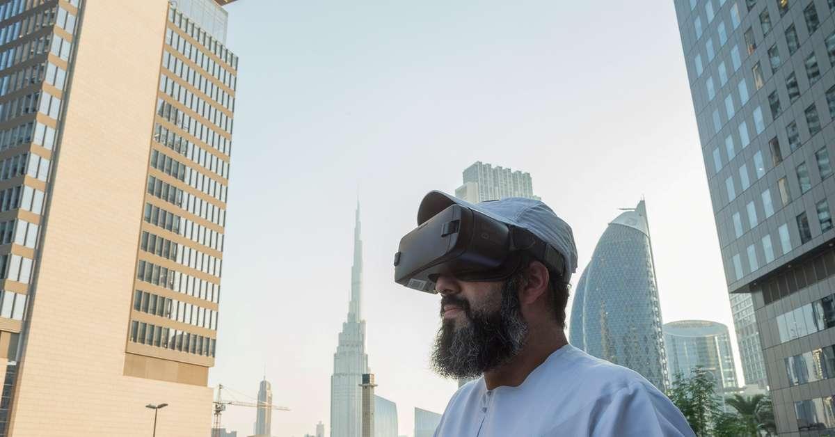 UAE well set for virtual reality revolution