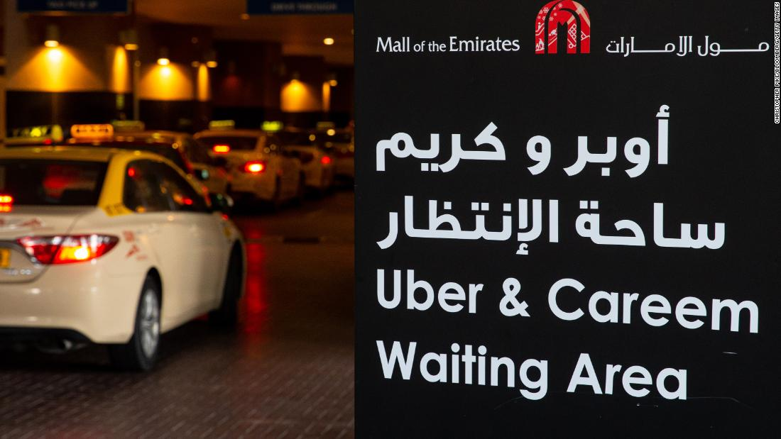 Why Uber may buy its big rival in the Middle East