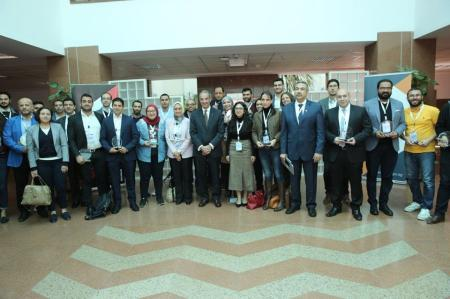 CIT Minister Meets & Recognizes 30 Booming Egyptian Tech Startups