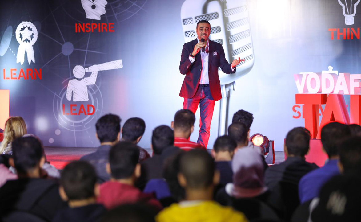 """""""Vodafone Talks"""" To Egypt's Youth In Its Newest Initiative For Entrepreneurs"""