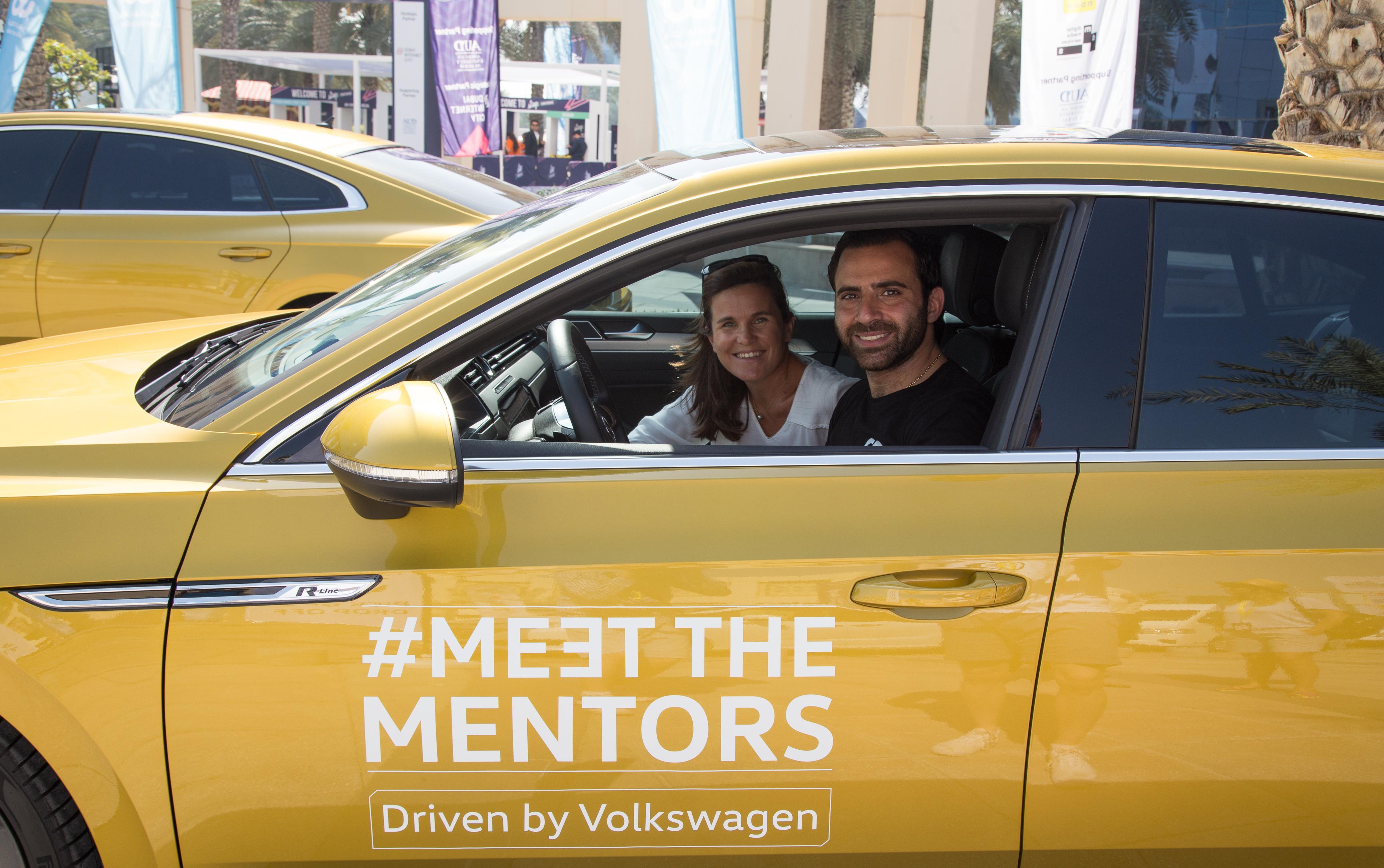 Volkswagen helps Start-Ups meet their Business Mentors