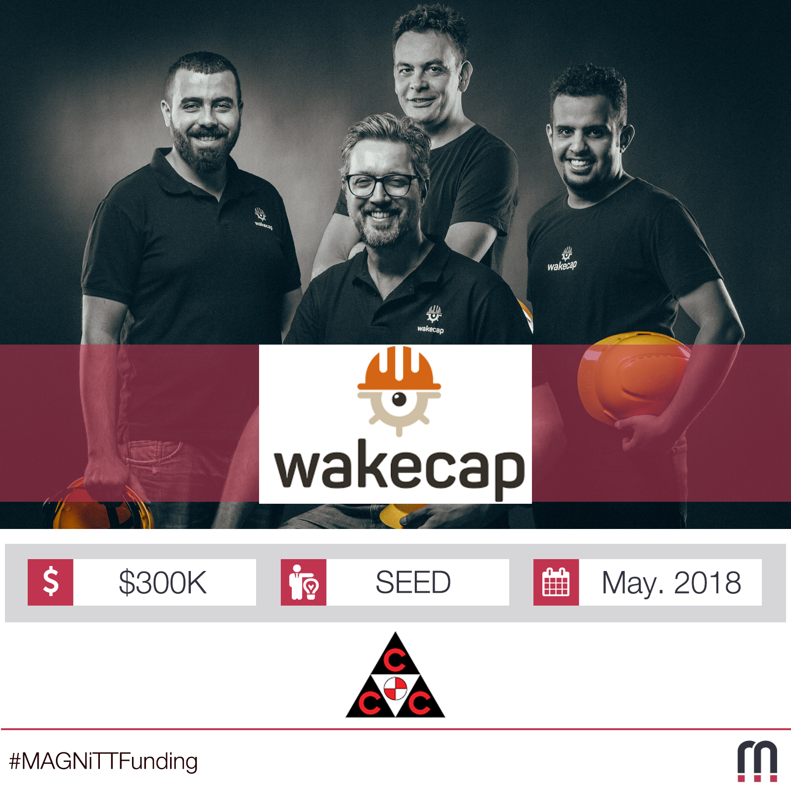 The Middle-East Construction Giant (CCC) and WakeCap Technologies Inc. Prepare Strategic Partnership to Empower Construction Workers with Innovative IoT Technology