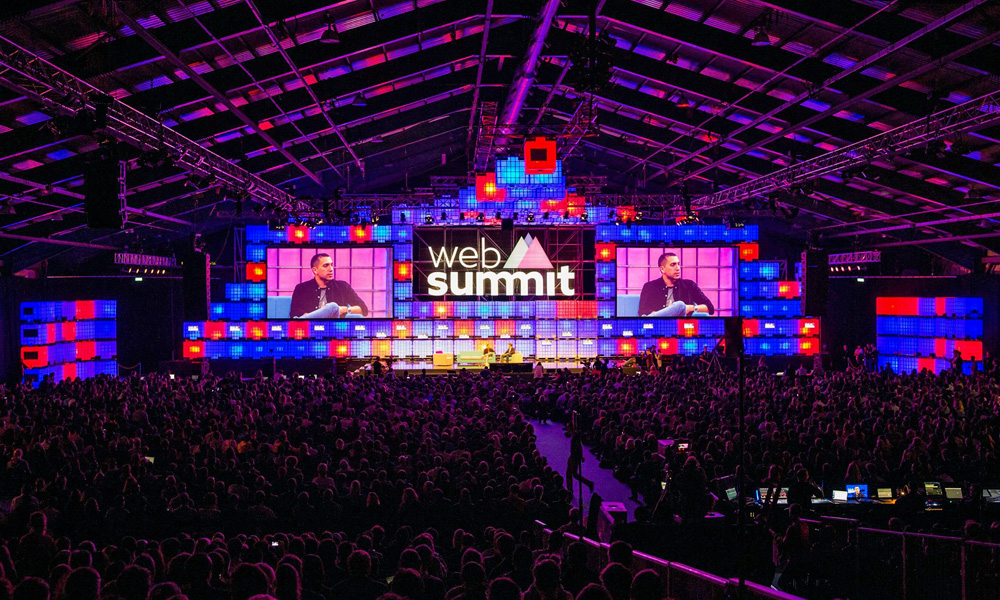 BIAC shares Saudi Arabia's ambitious startup initiatives at Web Summit 2018