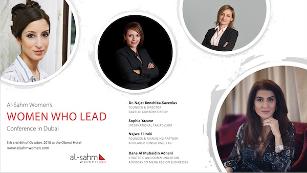 First Women Who Lead conference to be held in Dubai