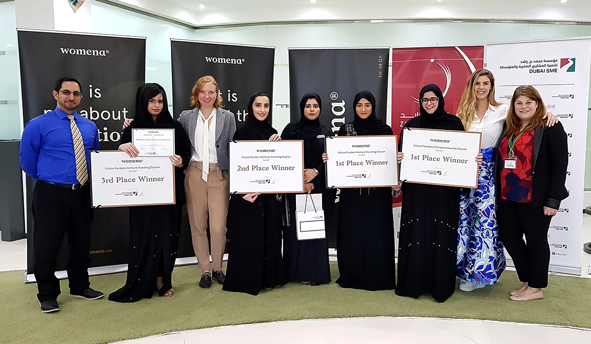 Future Founders and Future Funders Programmes Empower Emirati Students