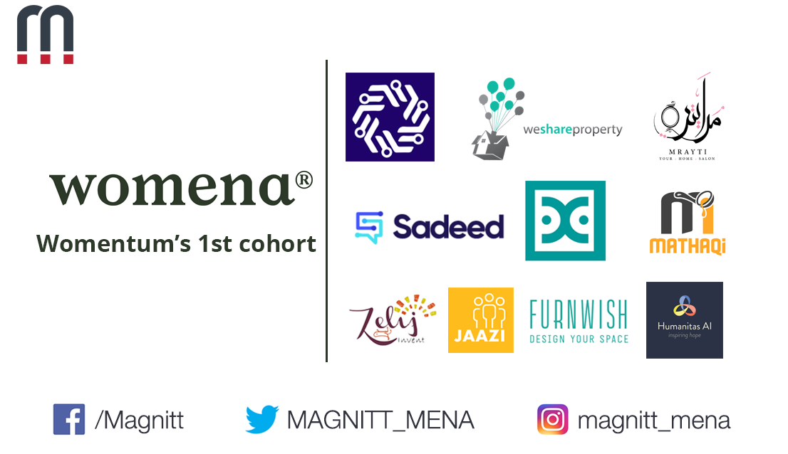 Womena Selects Final 10 For Womentum's First Cohort