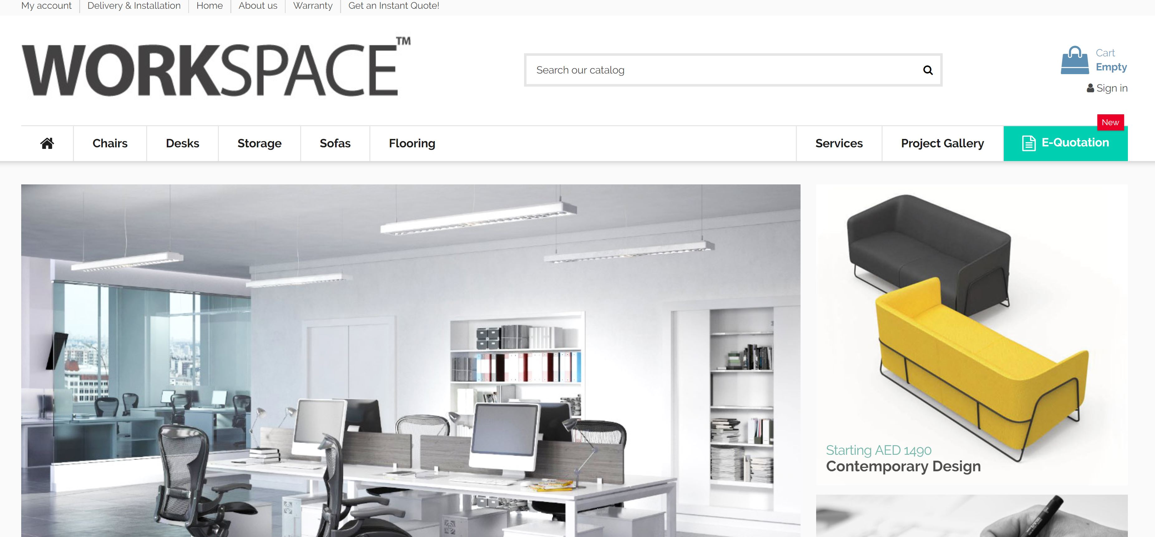 Workspace.ae Launching Interest-Free Office Furniture Finance Solution for Startups in Dubai